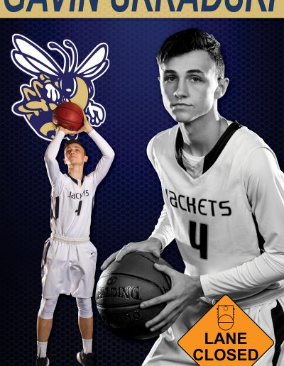 Freeport Boys BB Gavin Skradski